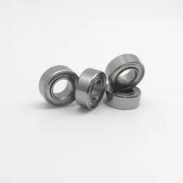 90 mm x 140 mm x 24 mm  SKF NU 1018 M thrust ball bearings